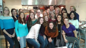 Women's Initiative Connect Through Cooking